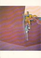 IRAQ - Iraqi Artist Series - Painting By Dhia Al-Azzawi - Iraq