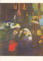IRAQ - Iraqi Artist Series - Painting By Faik Hassan - Iraq