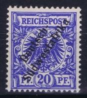 Deutsch-Südwestafrika  Mi Nr 8 Postfrisch/neuf Sans Charniere /MNH/** - Colonia: Africa Sud Occidentale