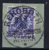 Deutsch-Südwestafrika   Mi  4 REHOBOTH Stempel Nr 137 - Colonia: Africa Sud Occidentale