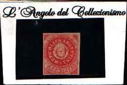 71756) ARGENTINA 1862 1 V. DEL 5C. ARMOIRES ROSA  N.5G SENZA GOMMA - Neufs
