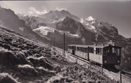 Jungfraubahn Mit Jungfrau Nicht Gelaufen - Trains