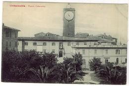 CIVITAVECCHIA PIAZZA CALAMATTA - Civitavecchia