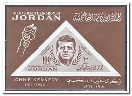 Jordanië 1964, Postfris MNH, John F. Kennedy - Jordanië