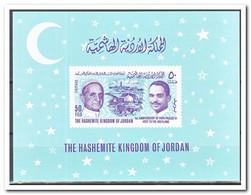 Jordanië 1965, Postfris MNH, 1st Anniversary Of The Pilgrimage Of Pope Paul VI To The Holy Land - Jordanië