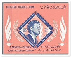 Jordanië 1965, Postfris MNH, President Kennedy - Jordanië