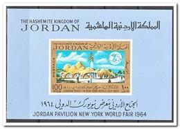 Jordanië 1965, Postfris MNH, World's Fair New York - Jordanië