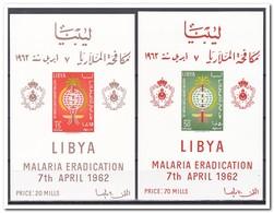 Libië 1962, Postfris MNH, Fight Against Malaria - Libië