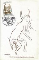 Abbé Breuil - Oblitération 1er Jour Du 15-10-1977 - FDC