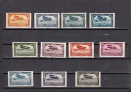 Marruecos Nº A1 Al A11 - Maroc (1891-1956)