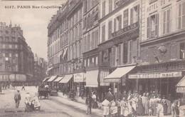 PARIS. RUE COQUILLERE. GONDRY EDIT. CIRCA 1900's- BLEUP - France