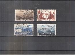 Erythrée - Yv.PA.19-21-22-24 - Obl/gest/used ( à Voir) - Eritrea