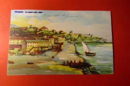 CARTOLINA  ILLUSTRATA  INIZIO  900    E  1080 - Postcards
