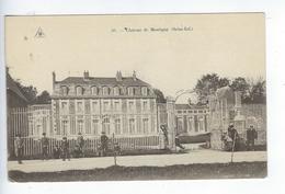 CPA Canteleu Château De Montigny - Canteleu