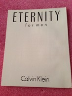 ETERNITY DE CALVIN KLEIN - Modern (from 1961)
