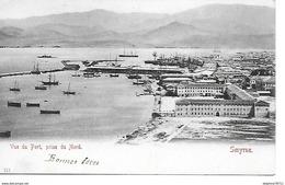 Vue Du Port , Prise Du Nord - Smyrne - Turkey