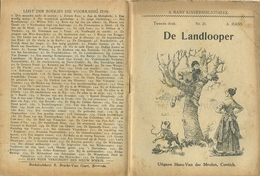 A. Hans Kinderbibliotheek Nr. 21 De Landlooper - Livres, BD, Revues