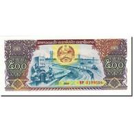 Billet, Lao, 500 Kip, 1988, 1988, KM:31a, SUP+ - Laos