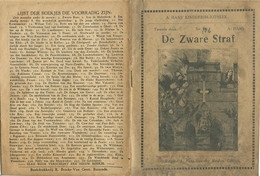A. Hans Kinderbibliotheek Nr. 98 De Zwarte Straf - Books, Magazines, Comics