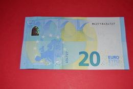 PORTUGAL - M004I6 * 20 EURO  M004 I6 - (MC271843727) NEUF - UNC - EURO