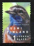 FINLANDE. N°1429 Oblitéré De 1999. Gorge-bleue à Miroir. - Songbirds & Tree Dwellers