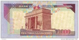 GHANA P. 35b 10000 C 2003 UNC - Ghana