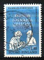 FINLANDE. N°912 Oblitéré De 1984. Dentiste. - Medicine