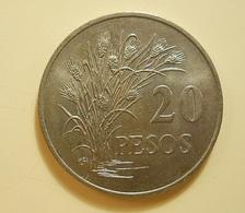 Guinea-Bissau 20 Pesos 1977 - Guinea-Bissau