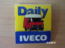 Iveco Daily - Boites D'allumettes