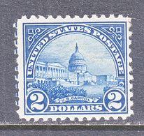 U.S. 572       *   1923  Issue - United States