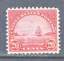 U.S. 698  Perf.  10 1/2 X 11      **   1931  Issue - United States