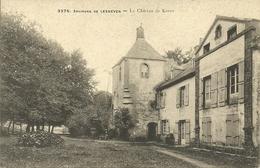 LESNEVEN  -- Le Château De Kerno                                -- Villard 3375 - Lesneven
