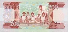 GHANA P. 27b 200 C 1993 UNC - Ghana