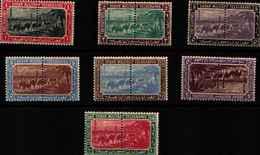 71765)  SOUDAN  FRANCOBOLLI PER TELEGRAFO-SERIE CORRENTE  7 V. N. 10-16--MNH** - Sudan (1954-...)