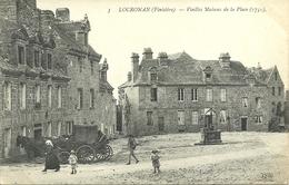 LOCRONAN  -- Vieilles Maisons De Mla Place                            -- ND 3 - Locronan