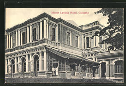 AK Colombo, Mount Lavinia Hotel - Sri Lanka (Ceylon)
