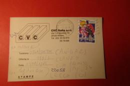 CARTOLINA CVC ITALIA SRL   E 1083 - Commercio