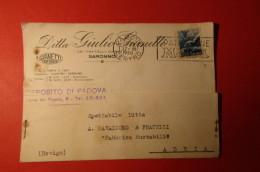 CARTOLINA DITTA GIULIO GIANETTI    E 1084 - Commercio