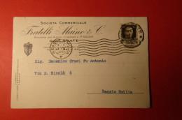 CARTOLINA FRATELLI MAINO & C    E 1087 - Commercio