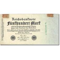 Billet, Allemagne, 500 Mark, 1922, 1922-07-07, KM:74b, TTB - [ 3] 1918-1933 : Repubblica  Di Weimar