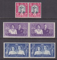 SOUTH  AFRICA  103-5  **   ROYAL  VISIT - South Africa (...-1961)