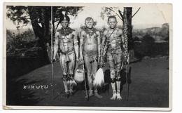 000381 Kenya  Kikuyu  Rare - 1951 (2 Angles Abimés) - Kenya