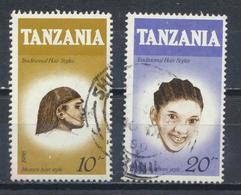 °°° TANZANIA - Y&T N°315/16 - 1987 °°° - Tanzania (1964-...)
