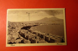 CARTOLINA NAPOLI   PANORAMA    E  1109 - Napoli