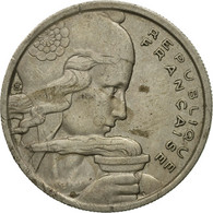 Monnaie, France, Cochet, 100 Francs, 1955, TTB, Copper-nickel, Gadoury:897 - Sarre (1954-1955)