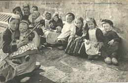 LOCTUDY  --groupe D'enfants Du Bourg....                                             -- ELD 183 - Loctudy