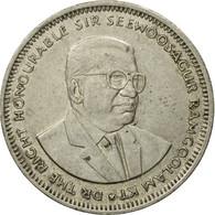 Monnaie, Mauritius, Rupee, 2004, TB+, Copper-nickel, KM:55 - Mauritius