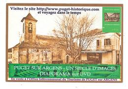 PUGET SUR ARGENS - UN SIÈCLE D'IMAGES - Office Du Tourisme - Joseph Quinette - Autres Communes