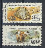 °°° MADAGASCAR - Y&T N°177/78 PA - 1979 °°° - Madagascar (1960-...)