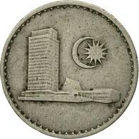 Monnaie, Malaysie, 10 Sen, 1967, Franklin Mint, TB, Copper-nickel, KM:3 - Malaysie